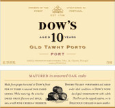 Dow's 10 Year Old Porto