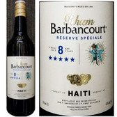 Rhum Barbancourt Reserve Speciale 8 Year Old Haitian Rum 750ml