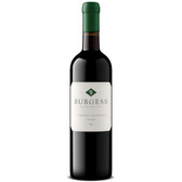 Burgess Cellars Hillside Vineyards Napa Cabernet