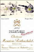 Chateau Mouton Rothschild Pauillac