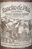 Rancho de Philo Triple Cream Sherry