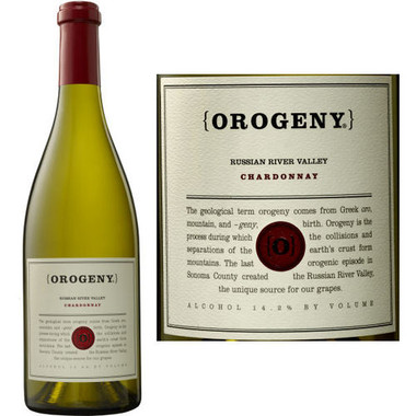 Orogeny Vineyards Russian River Chardonnay