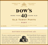 Dow's 40 Year Old Tawny Port