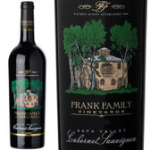 Frank Family Vineyards Napa Cabernet 2015
