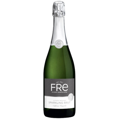 Sutter Home Fre Alcohol Removed California Sparkling Brut NV