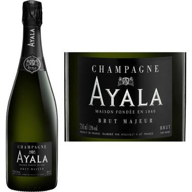 Champagne Ayala Brut Majeur Brut NV