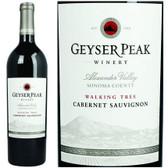 Geyser Peak Walking Tree Vineyard Alexander Cabernet 2014