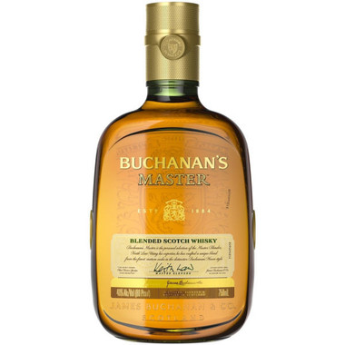 Buchanan's Master Blended Scotch Whiskey 750ml
