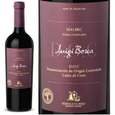 Luigi Bosca Malbec Single Vineyard DOC 2014 (Argentina) Rated 90WA