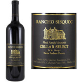 Rancho Sisquoc Cellar Select Meritage