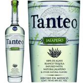 Tanteo Jalapeno Infused Blanco Tequila 750ml