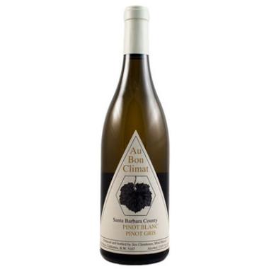 Au Bon Climat Santa Barbara Pinot Blanc Pinot Gris
