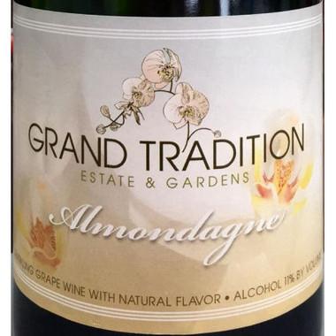 Grand Tradition Almondagne California Champagne NV