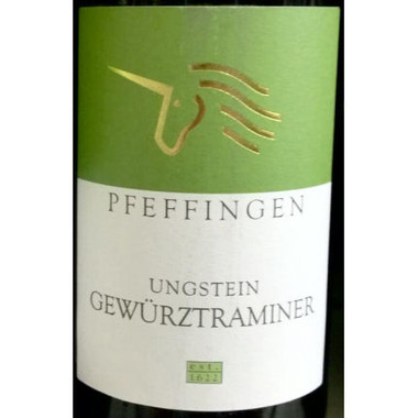 Pfeffingen Pfalz Gewurztraminer Dry