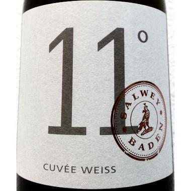 Salwey Baden Cuvee Weiss 11 Degrees White Wine