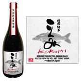Kokumi Tokubetsu Junmai Sake 720ML