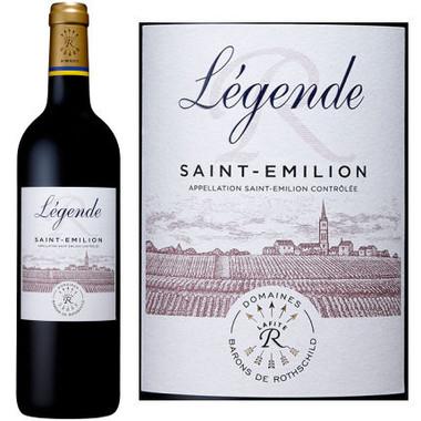 Barons de Rothschild Lafite Legende St. Emilion