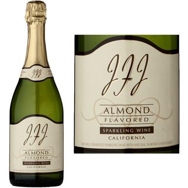 JFJ Almond California Sparkling Champagne NV