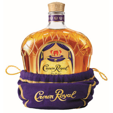 Crown Royal Blended Canadian Whisky 750ml