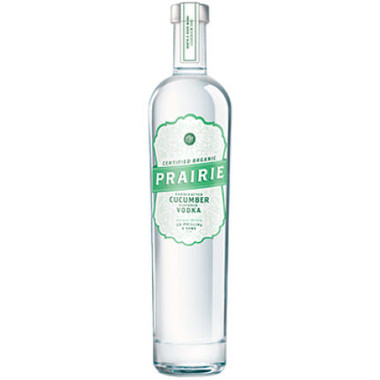 Prairie Cucumber Flavored Organic Vodka 750ml