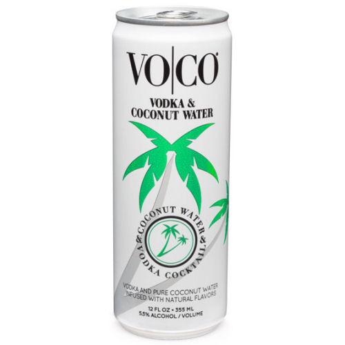 Voco Vodka Coconut Water Beverage 12oz