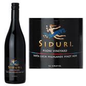 Siduri Pisoni Vineyard Santa Lucia Highlands Pinot Noir