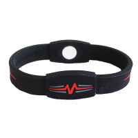 "Mojo-Advantage Band 8""  Black and Red"