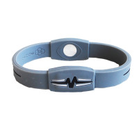 "Mojo-Advantage Band 8"" Grey & White"