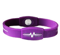 "Mojo-Advantage Band 8""  Purple with White"