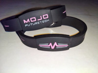 "Mojo-Advantage Band 7""  Black with Pink"