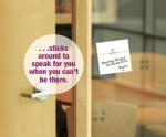 Super Sticky Post-it notes