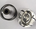 Cast Oval Chamber Pistons