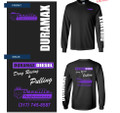 Danville Performance Long Sleeve shirt ladies