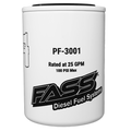 FASS FUEL SYSTEMS  PARTICULATE FILTER PF-3001