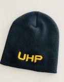UHP Black beanie (knit)