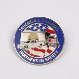 Trucker pins
