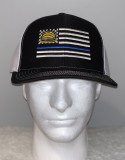 UHP Flag Hat - Black