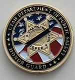 Honor Guard Coin
