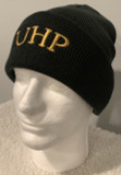 UHP Embroidered Cuffed Knit Beanie