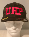 UHP Pink Embroidered Camo Hat