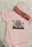 UHP Infant Onesie with Matching Hat