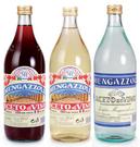 Red, White & Clear Classic Italian Vinegar