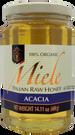 ADI Apicoltura Organic Acacia Raw Italian Honey