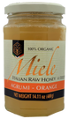 ADI Apicoltura Organic Agrumi (Orange) Raw Italian Honey