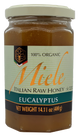ADI Apicoltura Organic Eucalyptus Raw Italian Honey