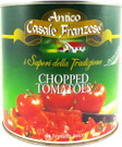 Tomatoes CHOPPED Franzese 100oz