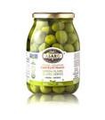 Castelvetrano Whole Organic Olives, 23 oz.