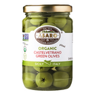 Castelvetrano Pitted Organic Olives, 4.5 oz.