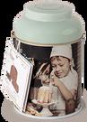 Panettoncino (Small Panettone)  Cioccolato Tin -100 gr
