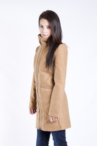 Gentle Fawn Francoise Jacket in Camel